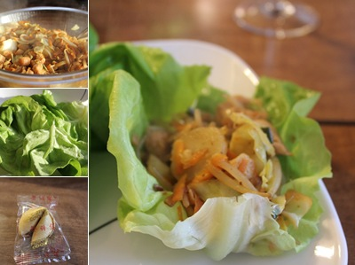 View Lettuce Wraps